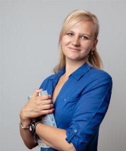 Natalia Jurgielewicz, dyrektor | Żłobek Małe Chmurki - Kadra