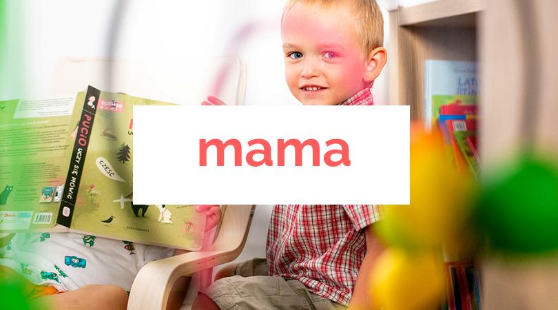 Wpis na bloga obrazek mama