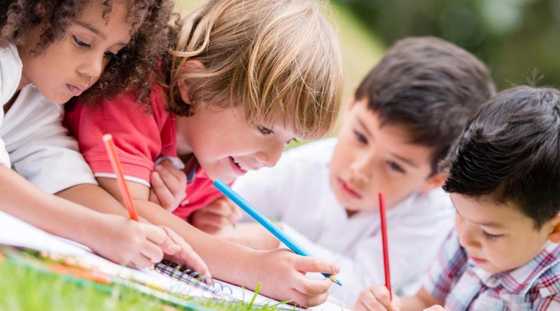 Dzieci piszą